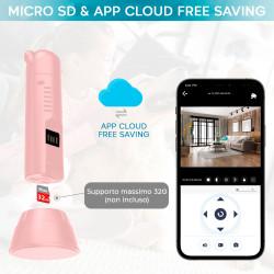 Set 3 coppapasta quadrati o rotondi in acciaio inox