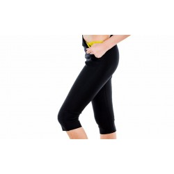 Pantalone sauna ideale per lo sport  materiale anallergico unisex