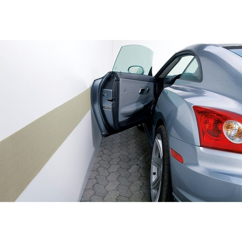 Rotolo di protezione per per muro proteggi portiere auto for Garage per 2 auto personalizzate