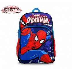 SP16102 ZAINO A SPALLA ADATTABILE PER TROLLEY SCUOLA SPIDERMAN 42X31X12 CM