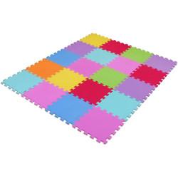 Acquario colorato vaschette per pesciolini vari colori 5,5 litri