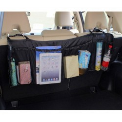 Organizzatore portaoggetti per auto ganci per sedili